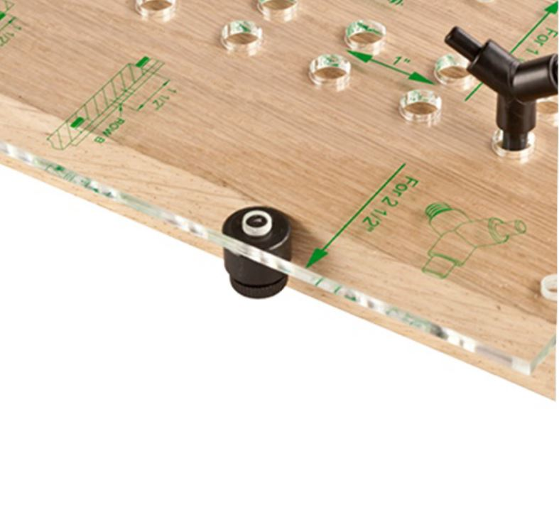 Cabinet Jigs and Guides – Hardware Centre