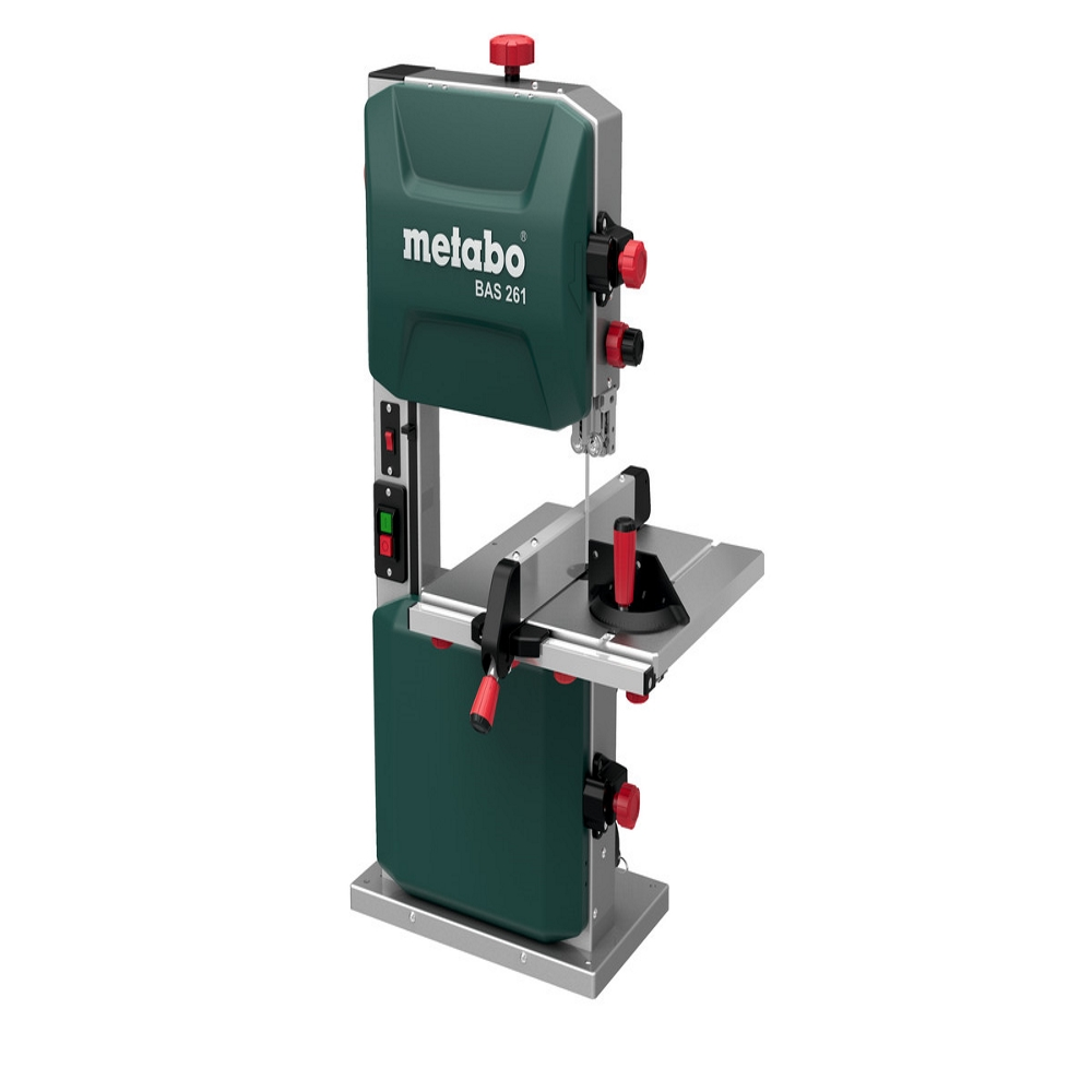 metabo bandsaw – bas 261 – hardware centre