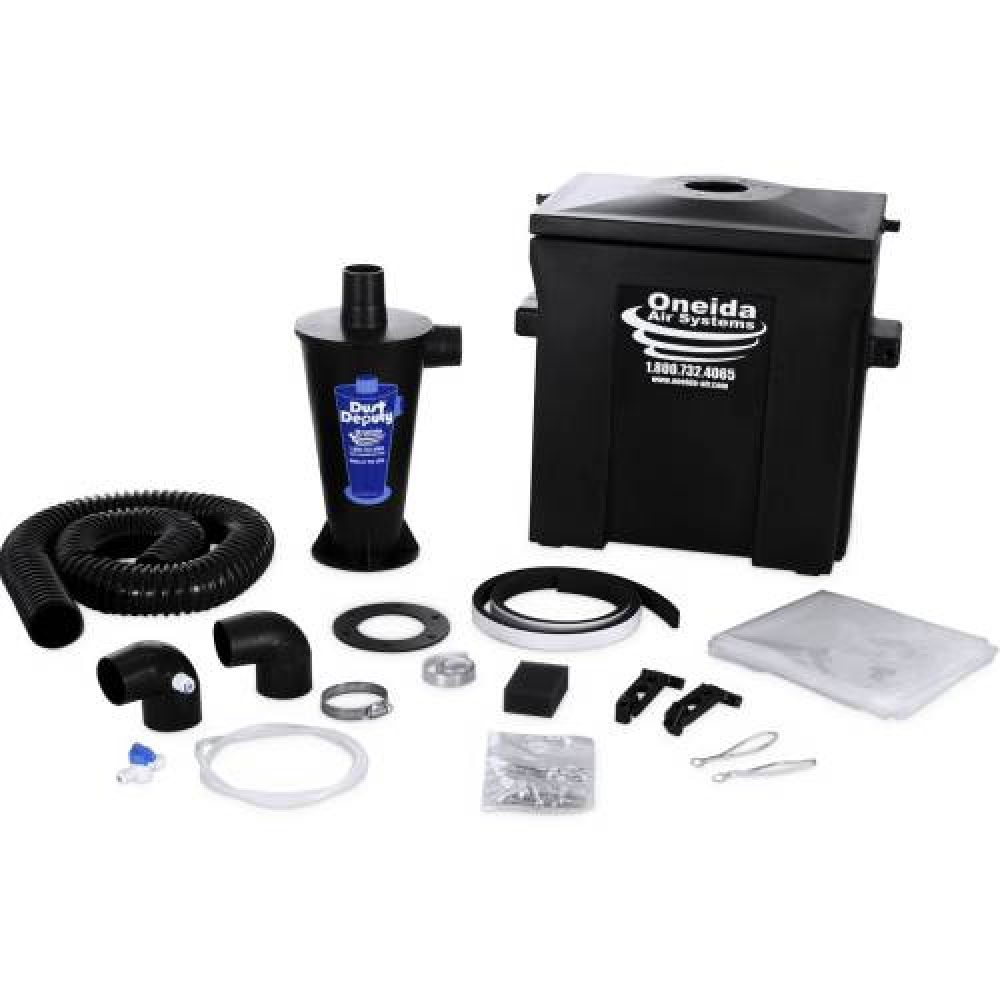 Oneida Ultimate Dust Deputy Systainer Cyclone Separator Kit